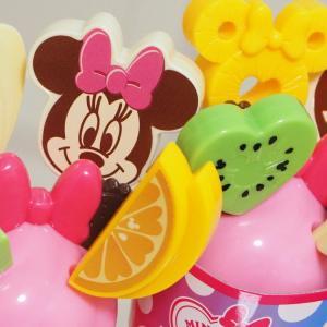 ミニーとデイジーのスウィーツ&デュプロ Disney