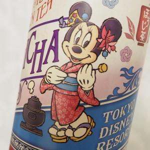 Disneyな日本茶