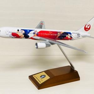 JAL×Disneyファンタジアモデルプレーン