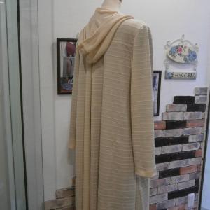 コートの仮縫い用