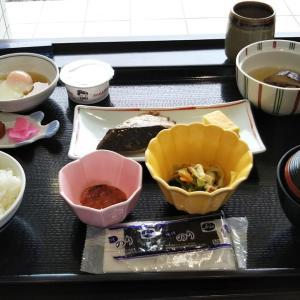 2019パパの夏休み一人旅~贅沢な朝食~