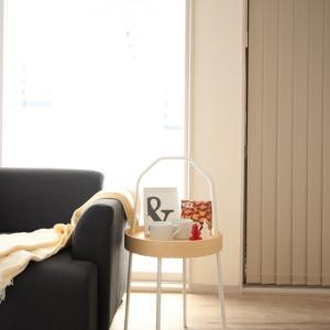 ★リノベ戸建て住宅@横浜「ヒュッゲな暮らしに憧れて。明るくあたたかな北欧スタイルの家」①