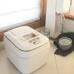 ★炊飯器を買い替えました♪選んだ炊飯器は・・・