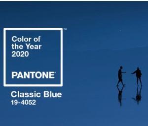 ★今年のトレンドカラーは「クラッシックブルー」 夕暮れ時のマジックアワーを想像させる色です♪
