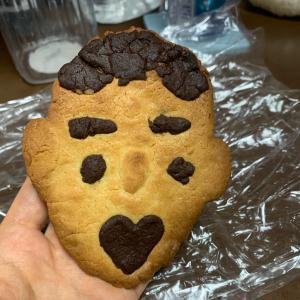 敬老の日 初めてのクッキー作り!