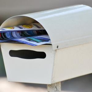 前に住んでた人宛に大きめの封筒が届いて面倒ごとが発生した件について