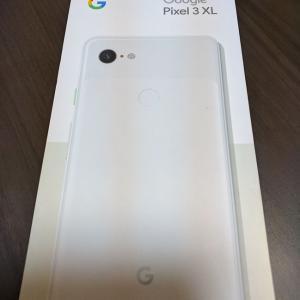 Google Pixel3 XLを使ってみたので理由と使用感をまとめておく