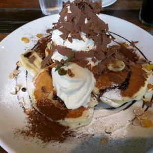 イオンモール沖縄ライカムのラナイカフェでパンケーキを食べてみた