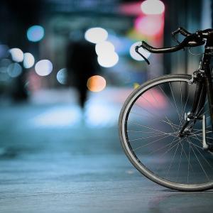 私が自転車の鍵を紛失しないようにしていること