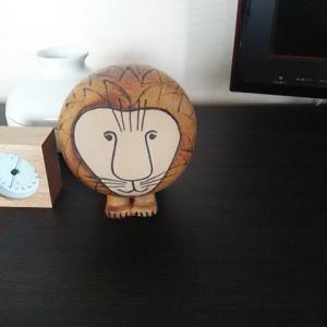 ご報告&リサ ライオン