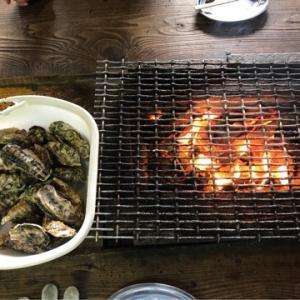 冬は牡蠣の季節