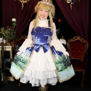 ロリータ&姫 お客様変身写真 着ぐるみ・美少女マスク体験サテライトドア 大阪