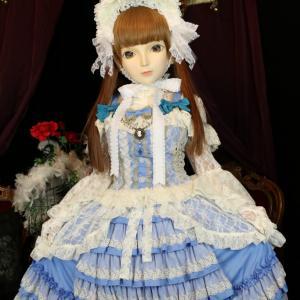 これぞ究極の変身?!リアルお人形さん体験 ロリータ体験・変身写真サテライトドア