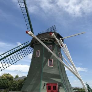 オランダ?風車?