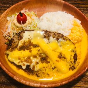 チーズ三昧…びっくりドンキー@江坂