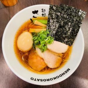サザエさん…麺処 さとう@桜新町