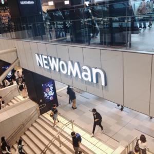 ニュウマン横浜で一休み♪