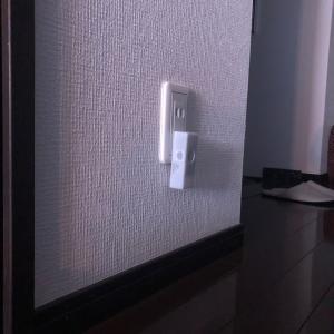 非常灯は機能的なモノを選ぶ。