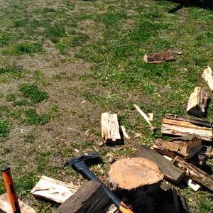 薪の販売始めました!