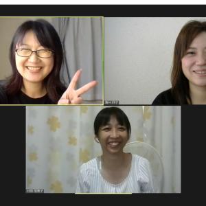 zoom無料相談会♪は関西からご参加いただきました^^