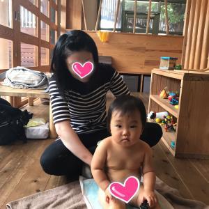 【開催レポ】親子カフェでランチ付きベビーマッサージ
