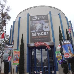 サンディエゴ航空宇宙博物館