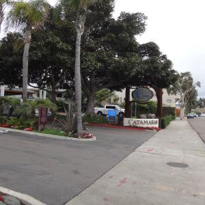 カタマラン リゾート ホテル アンド スパ ミッションビーチ・サンディエゴ