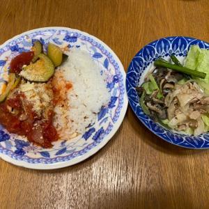 野菜たっぷり晩ご飯献立★