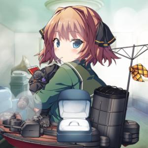 2020/10/24@海防艦八丈改とケッコン
