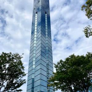 福岡タワーに上ってみた