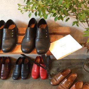 2足目のShoe&Sewn