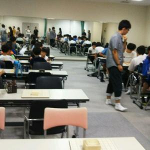 8/11 ベル杯 小中学生将棋大会結果