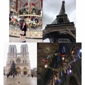 旅ブログ、独立しました。 『着物でパリ旅行』連載してます☺️