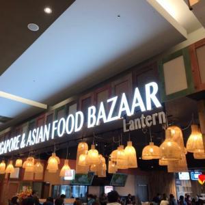 イオンレークタウンのアジア料理店