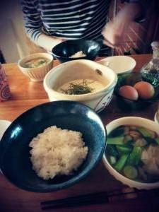 【休日ゴハン】どんぶり飯&塩ラーメン作ったけど、食べる?