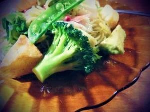 *ヘルシーにお野菜たっぷりパスタ♪