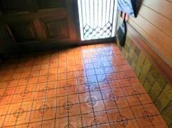 *春の玄関掃除&靴の入れ替え。