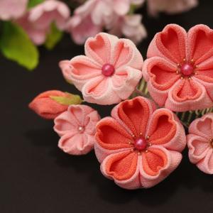 桜のコームできました