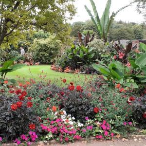 コッツウォルズワイルドパーク&ガーデン。大変なイギリス。
