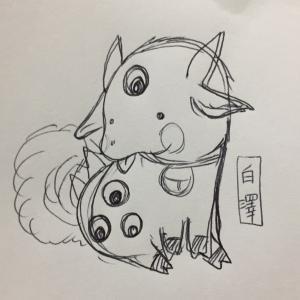 白澤*その1