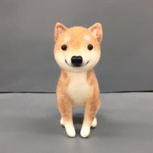 オーダー作品*柴犬 完成♪