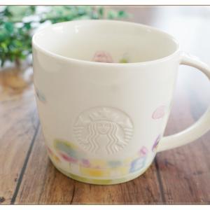 ☆スターバックスのカップも可愛くアレンジ☆