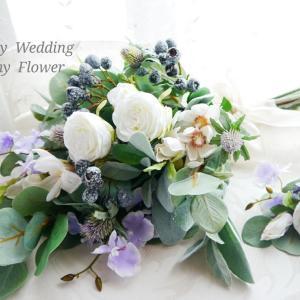 Happy  Wedding♡幸せいっぱいのブーケレッスン