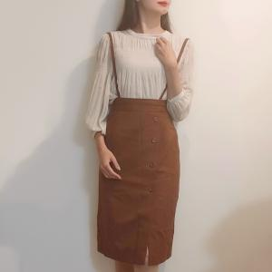 秋っぽいお洋服♪