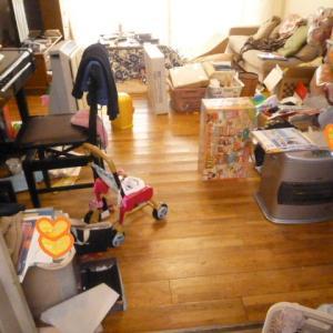 6-1【ビフォーアフター】物屋敷化したお家も家族団欒できるリビングになりました加古川市K様