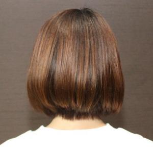 うねる髪の縮毛矯正