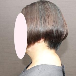 モアモアの癖の縮毛矯正