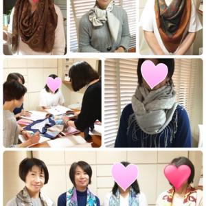 『ストール・スカーフアレンジセミナー』の開催のお知らせ