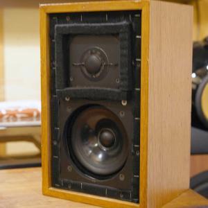 LS3/5a 空気録音