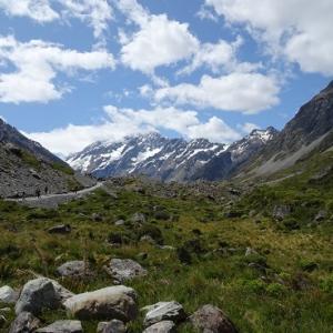 Ka pai!ニュージーランド…4日目(マウントクック国立公園ハーミテージホテル編)